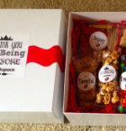 "Custom Corporate ""Thank You For Being Awesome"" Snack Box"
