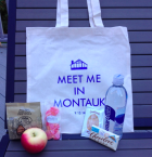 Custom Montauk Wedding Welcome Bag