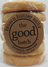 Good Batch Brown Butter Salty Cookies