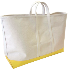 Steele Canvas & Yellow Steeletex tote bag