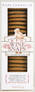 Napa cookie company red wine snaps
