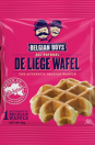 Belgian Boys Single De Liege Wafel